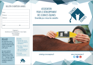 Flyer sciences equines R