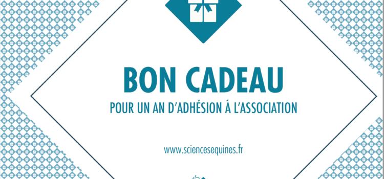specimen bon cadeau adhesion sciences equines