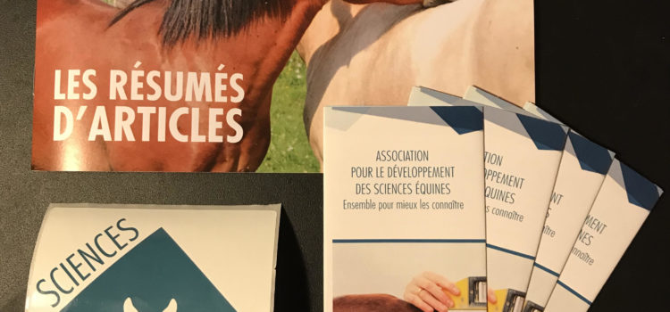 Image kit de communication Sciences Equines