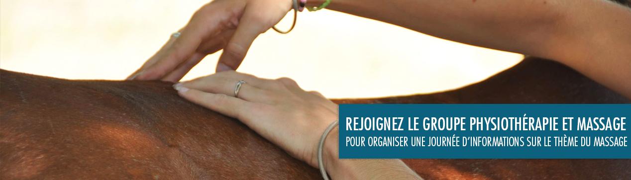 groupe physio massage